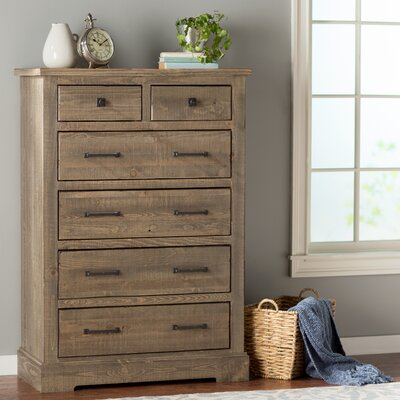 Buford 6 Drawer Chest