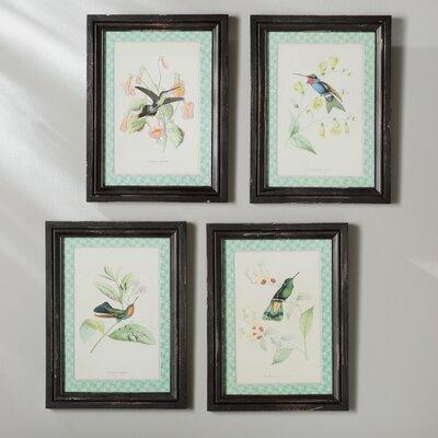 Hummingbird 4 Piece Set