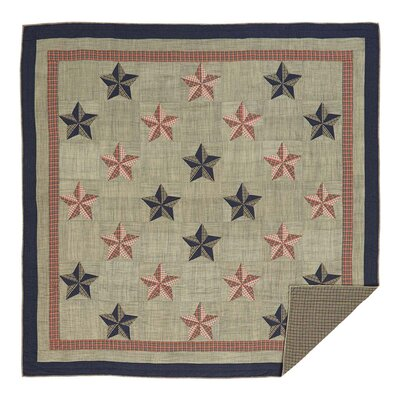 Victoria Quilt Size: California King