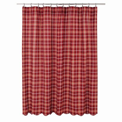 Burley 100% Cotton Shower Curtain