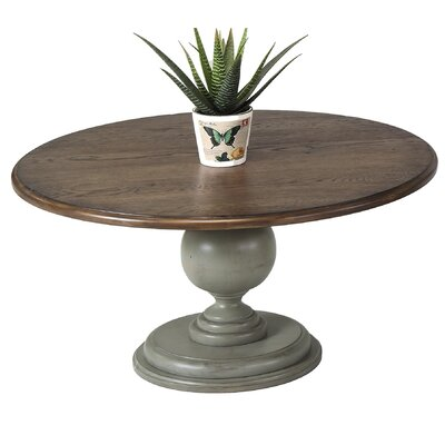 Serpentaire Round Pedestal Coffee Table