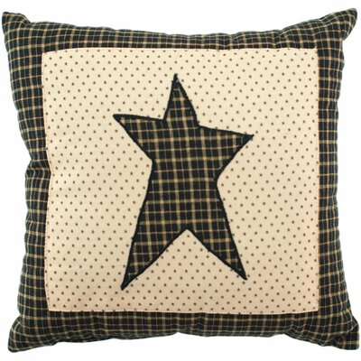 Millicent Star Cotton Throw Pillow