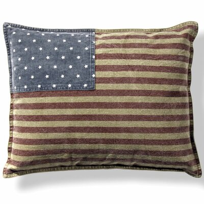 Savorey Usa 100% Cotton Throw Pillow (Set of 2)