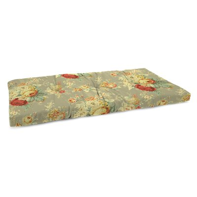 Indoor Bench Cushion Fabric: Sanctuary Rose Clay