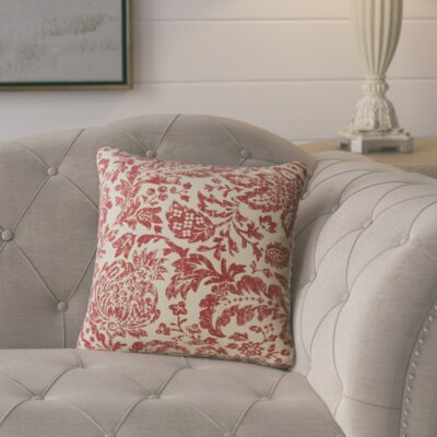 Elma Polyester Throw Pillow