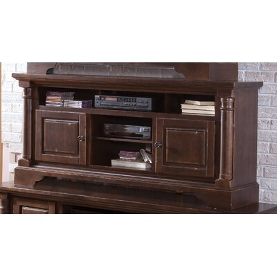 Findlay 64 TV Stand Color: Tobacco