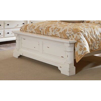 Findlay Footboard Size: King