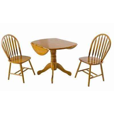 Camak 3 Piece Dining Set