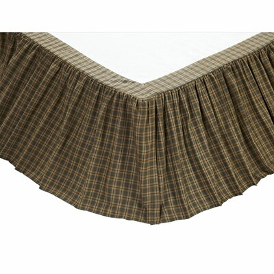 Vernonburg Bed Skirt Size: King