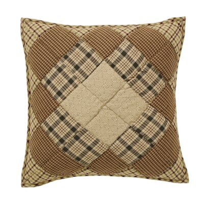 Vernonburg Quilted Cotton Throw Pillow