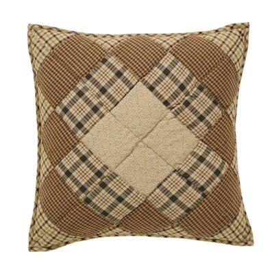 Vernonburg Quilted Cotton Throw Pillow