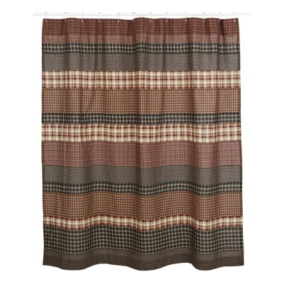 Loraine Nashua Cotton Shower Curtain