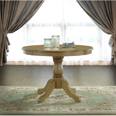 Elisabetta Dining Table Finish: Harvest Oak