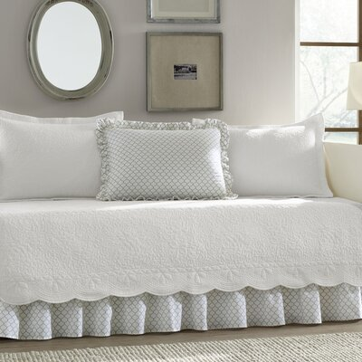 Lorimier 5 Piece Daybed Cover Set