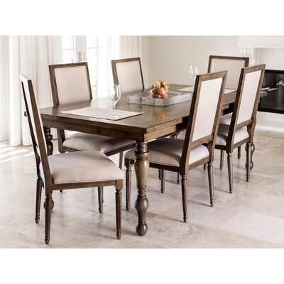 Bedard 7 Piece Dining Set