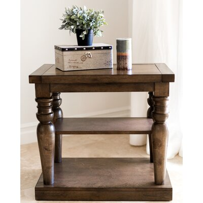 Sainte-Rose Wood End Table