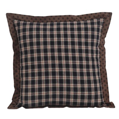 Lombardy Cotton Throw Pillow