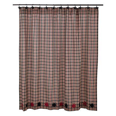 Robichaux Cotton Shower Curtain