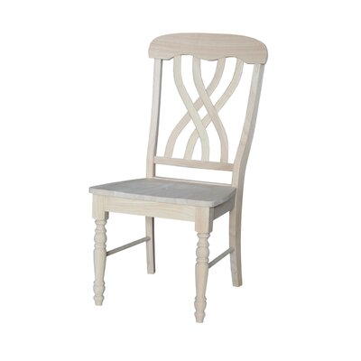 Anselme Solid Wood Dining Chair