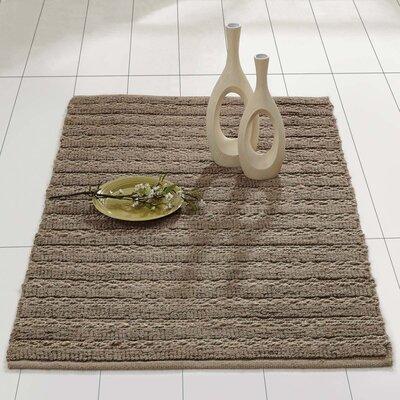 Milton Hand-Woven Silver Area Rug Rug Size: 3 x 5