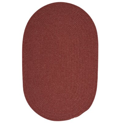 Navarrette Red Area Rug