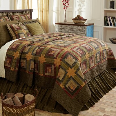 Annabelle Quilt Size: Luxury King