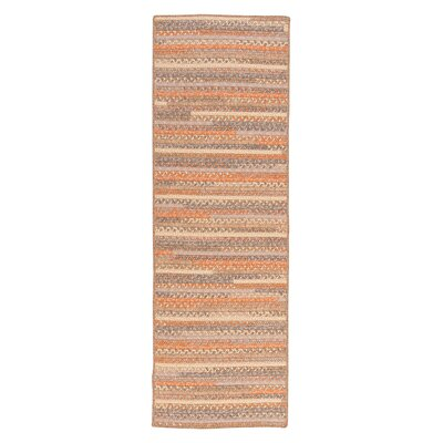 Byron Brown Area Rug Rug Size: Runner 2 x 10