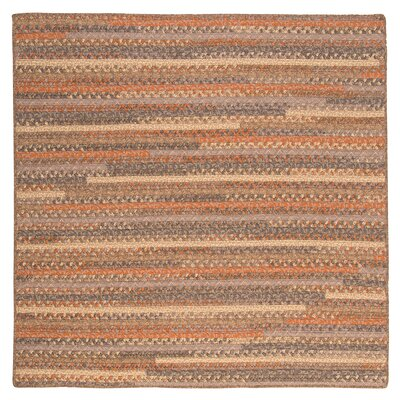 Byron Brown Area Rug Rug Size: Square 10