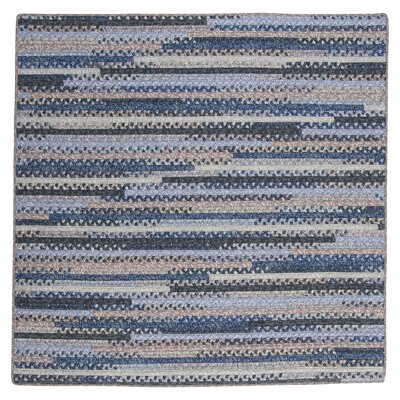 Byron Blue Area Rug Rug Size: Square 6