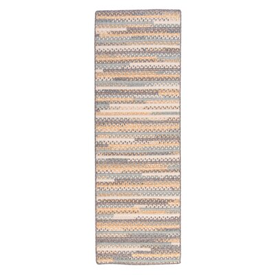 Byron Yellow Area Rug Rug Size: Runner 2 x 12