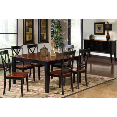 Picardy 7 Piece Dining Set