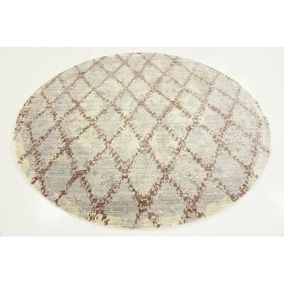 Karlee Gray Area Rug Rug Size: Rectangle 5 x 8