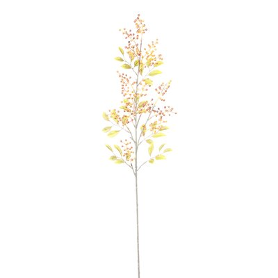 August Grove Autumn Berry Stem (Set of 12)