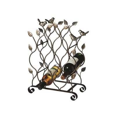 Austrina 8 Bottle Tabletop Wine Rack