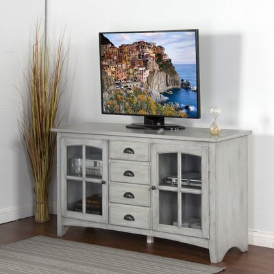 Corine 64 TV Stand Color: Gray