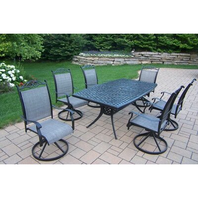 Basile 7 Piece Dining Set