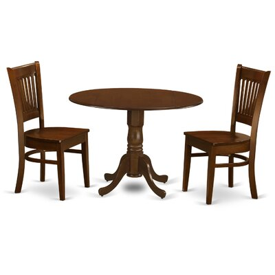 Aimee 3 Piece Dining Set