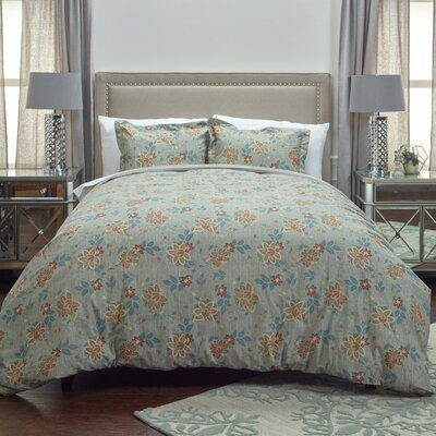 Fern Duvet Set Size: Queen