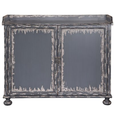 Bryony Distressed Bar Cabinet