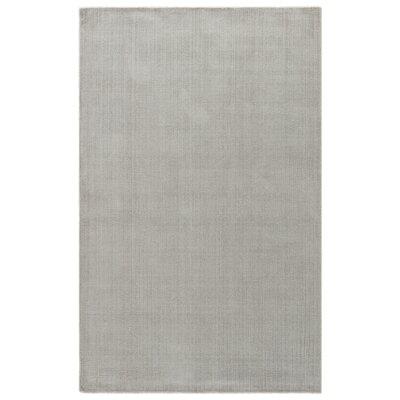 Nan Hand-Loomed Moonstruck/Ash Area Rug Rug Size: 8 x 11