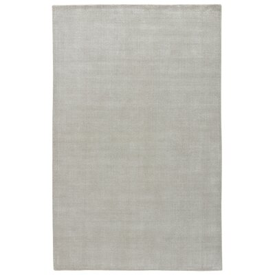 Nan Hand-Loomed Birch/Moonstruck Area Rug Rug Size: Rectangle 8 x 11