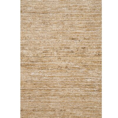 Cassandre Taupe/Ivory Area Rug Rug Size: Rectangle 2 x 3