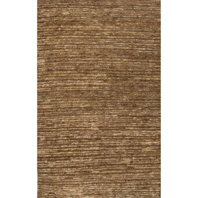 Cassandre Taupe/Tan Area Rug Rug Size: 5 x 8