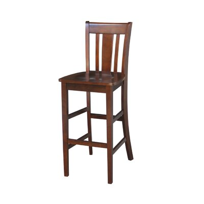 Laurier 30 Bar Stool Finish: Espresso