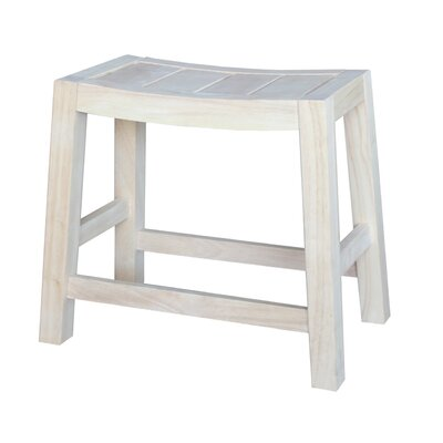 Laurier 18.1 Bar Stool Finish: Unfinished