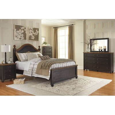 Artemesia Panel Configurable Bedroom Set