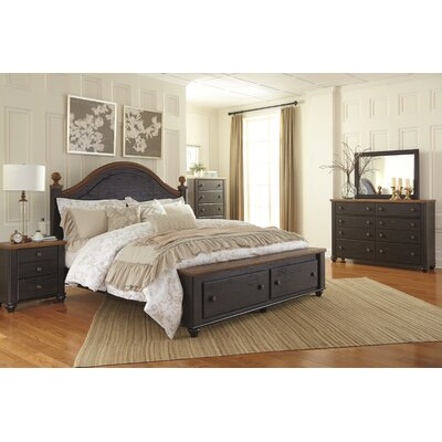 Artemesia Panel Customizable Bedroom Set