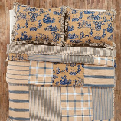 Imogene Patchwork Quilt Collection