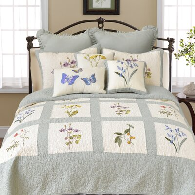 Ethyl Quilt Size: King