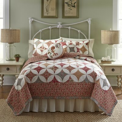 Coleharbor Quilt Size: Full/Queen